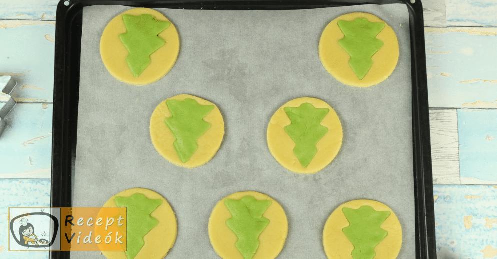 Karácsonyi keksz recept, karácsonyi keksz elkészítése 7. lépés