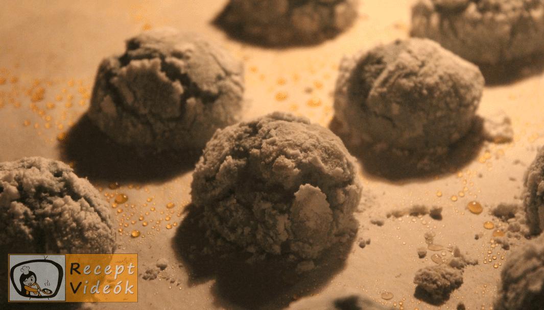 Grincs süti recept, grincs süti elkészítése 6. lépés