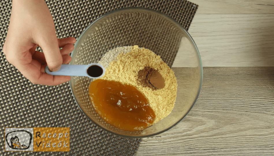 Diós gombák recept, diós gombák elkészítése 9. lépés