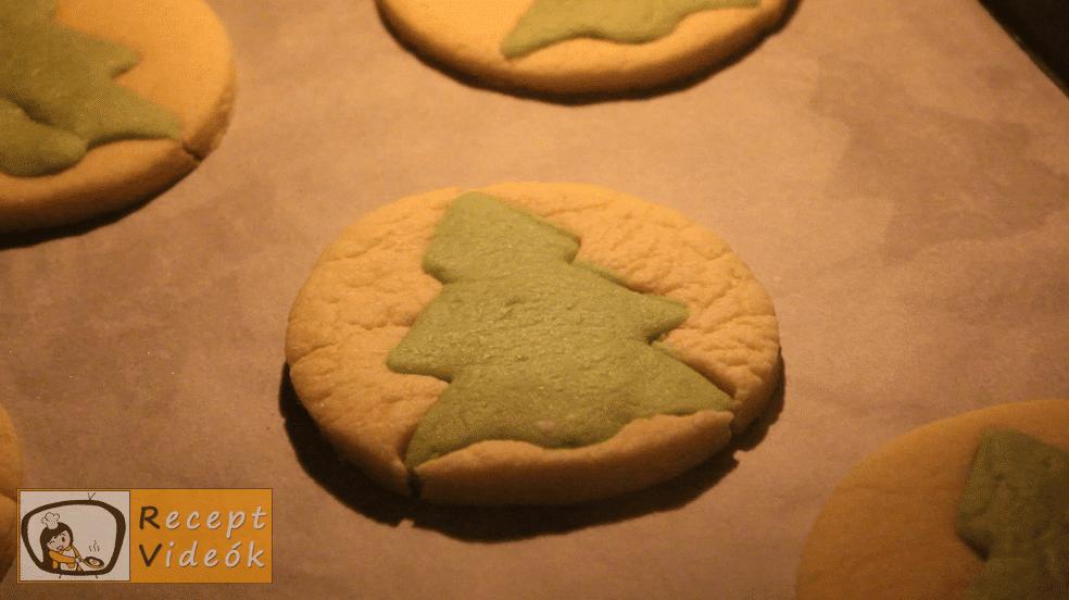 Karácsonyi keksz recept, karácsonyi keksz elkészítése 8. lépés