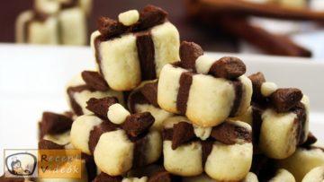 Ajándékdoboz sütik recept, ajándékdoboz sütik elkészítése - Recept Videók