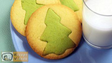 Karácsonyi keksz recept, karácsonyi keksz elkészítése - Recept Videók