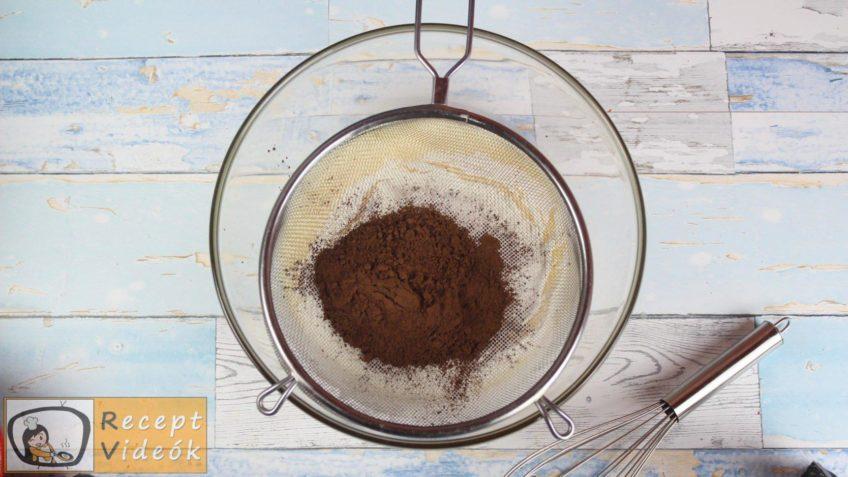 Joghurtschnitte recept, Joghurtschnitte elkészítése 4. lépés