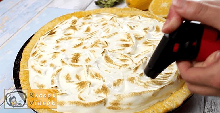 Zselés citrompite recept, Zselés citrompite elkészítése 11. lépés