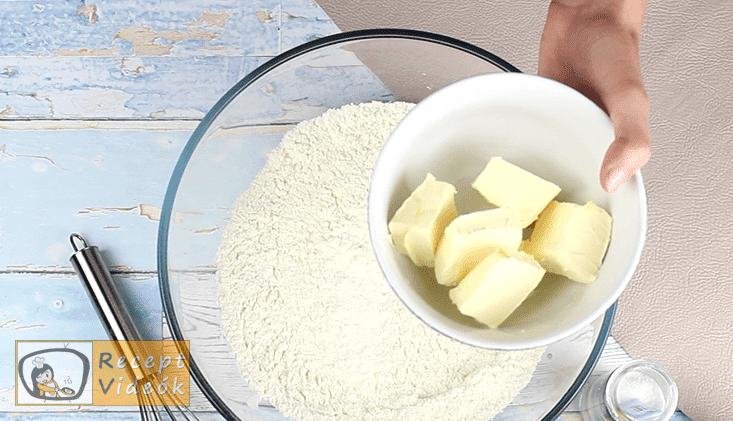 Zselés citrompite recept, Zselés citrompite elkészítése 2. lépés