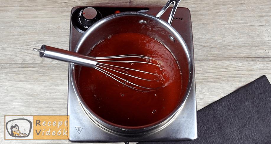 Ketchup házilag recept, Ketchup házilag való elkészítése 2. lépés