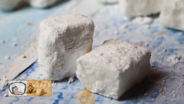 Pillecukor (Mályvacukor)recept, Pillecukor (Mályvacukor) elkészítése - Recept Videók