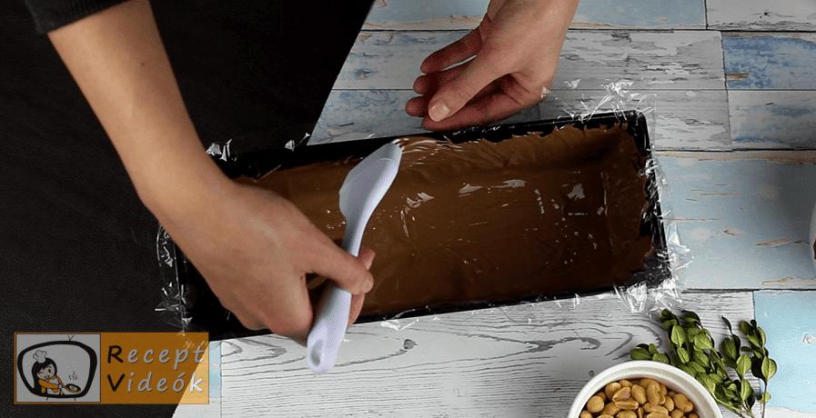 Snickers recept, Snickers elkészítése 1. lépés