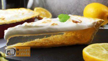 Zselés citrompite recept, Zselés citrompite elkészítése - Recept Videók
