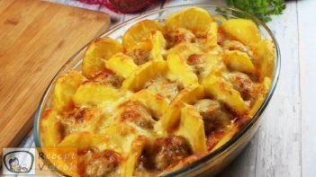 Burgonya gratin recept, Burgonya gratin elkészítése - Recept Videók