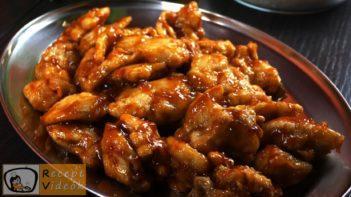 Narancsos csirke recept, Narancsos csirke elkészítése - Recept Videók