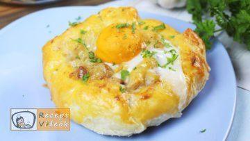 Töltött camembert recept, Töltött camembert elkészítése - Recept Videók