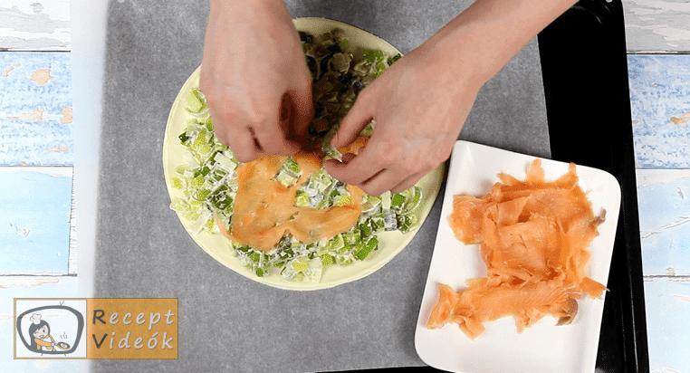 Lazacos pite recept, Lazacos pite elkészítése 3. lépés