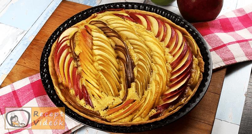 Almás-körtés pite recept, Almás-körtés pite elkészítése - Recept Videók