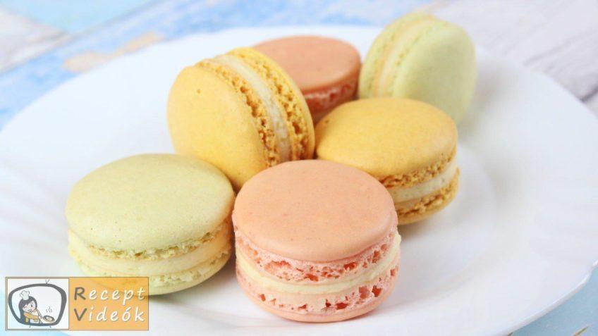 Macaron recept, Macaron elkészítése - Recept Videók