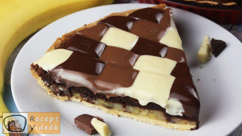 Csokis pite recept, Csokis pite elkészítése - Recept Videók