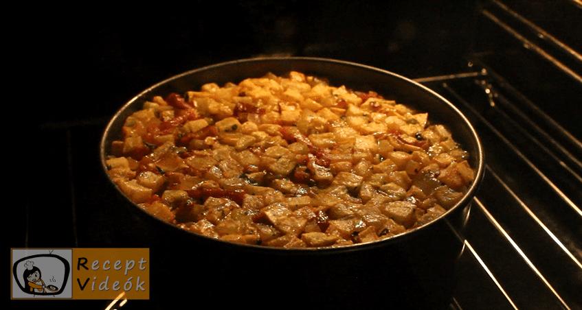 Rakott sült burgonya recept, Rakott sült burgonya elkészítése 5. lépés