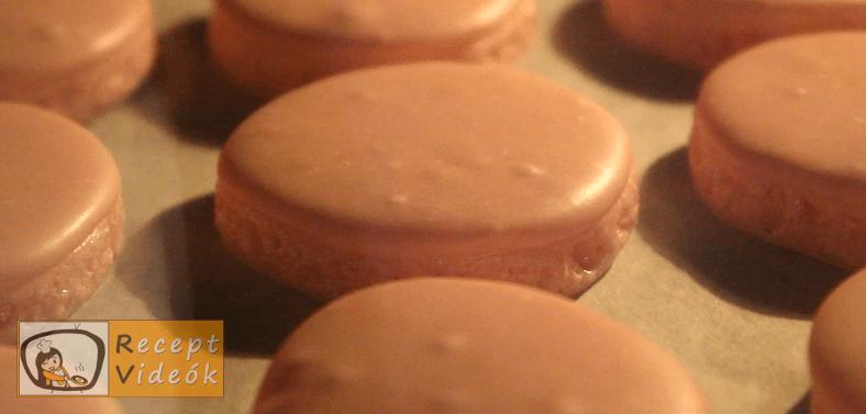 Macaron recept, Macaron elkészítése 9. lépés