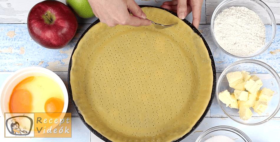 Almás-körtés pite recept, Almás-körtés pite elkészítése 1. lépés