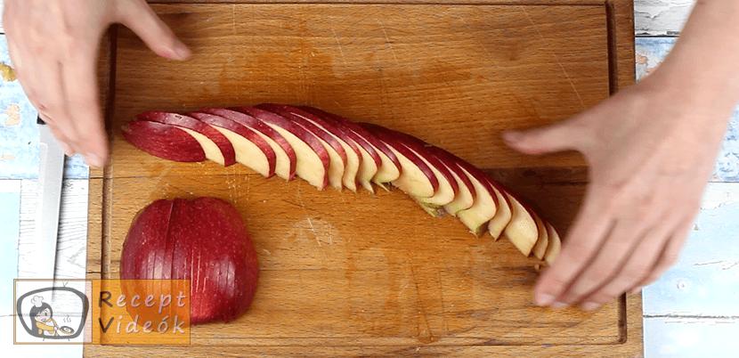 Almás-körtés pite recept, Almás-körtés pite elkészítése 4. lépés
