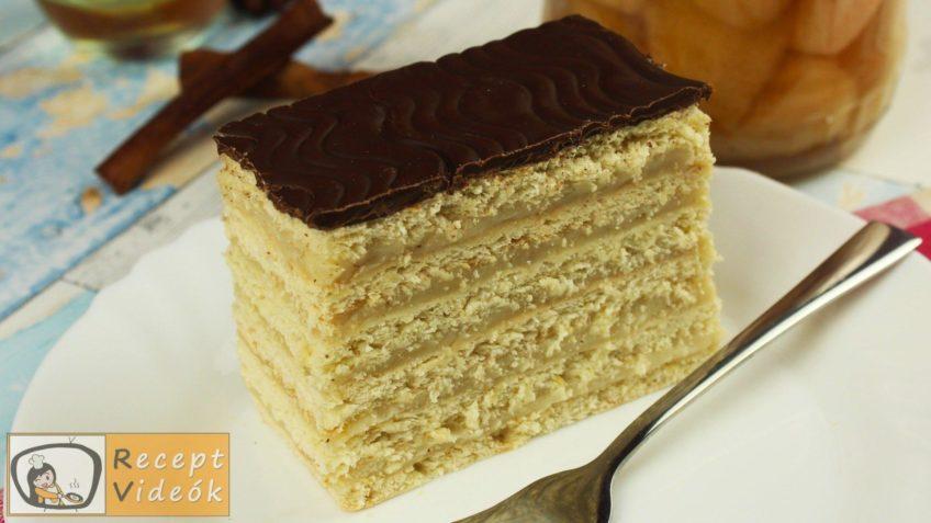 Hatlapos sütemény recept, Hatlapos sütemény elkészítése - Recept Videók