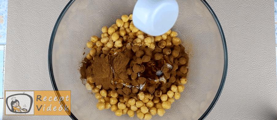 Fahéjas csicseriborsó recept, Fahéjas csicseriborsó elkészítése 2. lépés