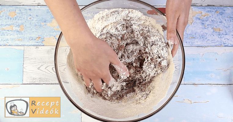 Lajcsi szelet recept, Lajcsi szelet elkészítése 2. lépés