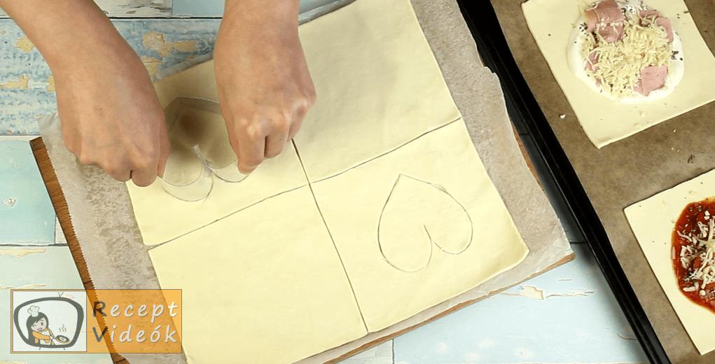 Leveles puff recept, Leveles puff elkészítése 6. lépés
