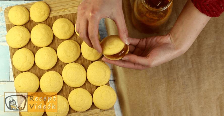 Néró teasütemény recept, Néró teasütemény elkészítése 5. lépés