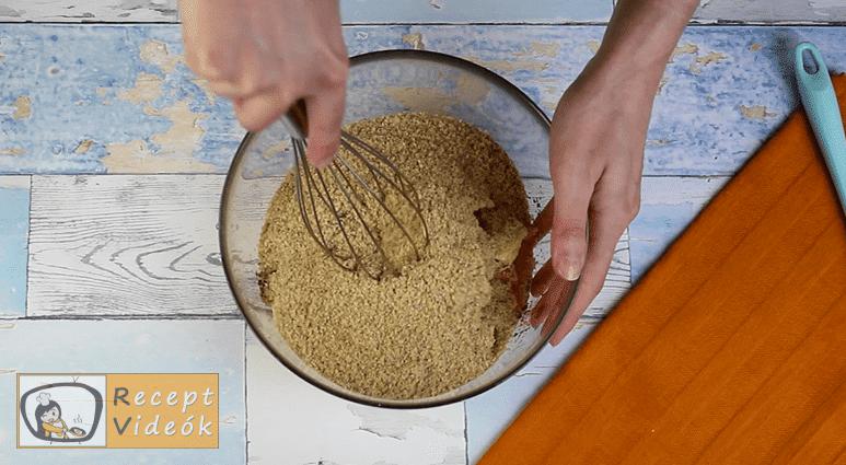 Puncsszelet recept, Puncsszelet elkészítése 5. lépés