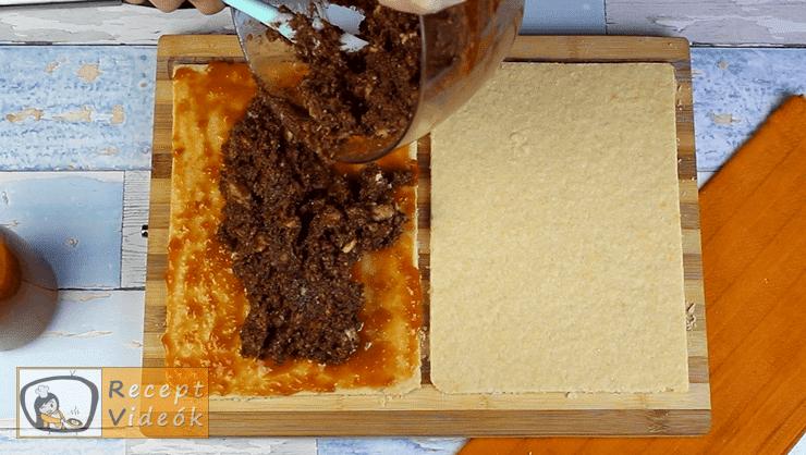 Puncsszelet recept, Puncsszelet elkészítése 6. lépés