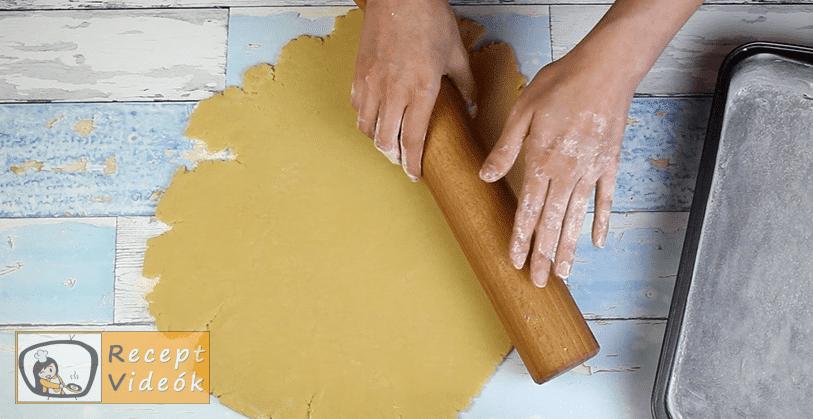 Túrós pite recept, Túrós pite elkészítése 6. lépés