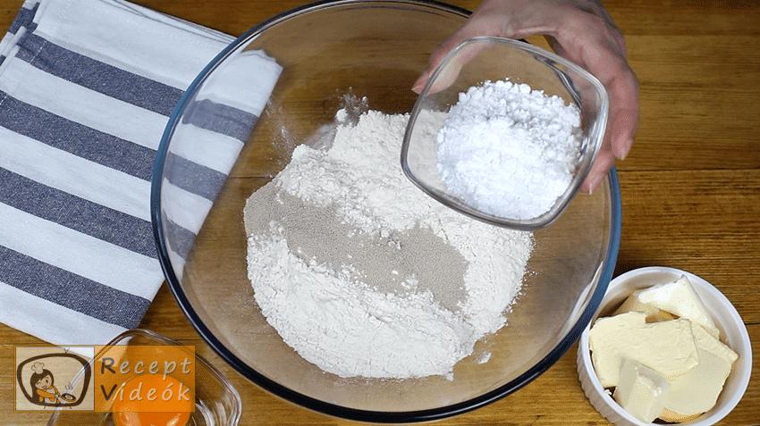 Flódni recept, Flódni elkészítése 1. lépés