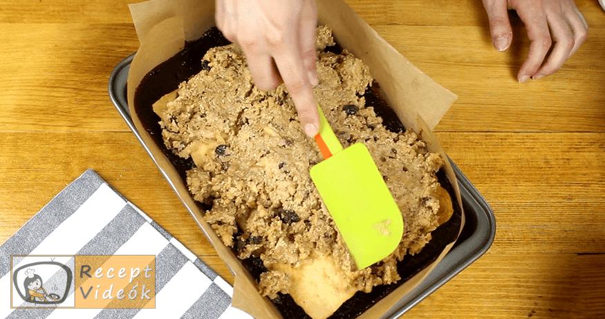 Flódni recept, Flódni elkészítése 12. lépés