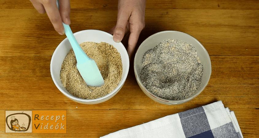 Pozsonyi kifli recept, Pozsonyi kifli elkészítése 5. lépés