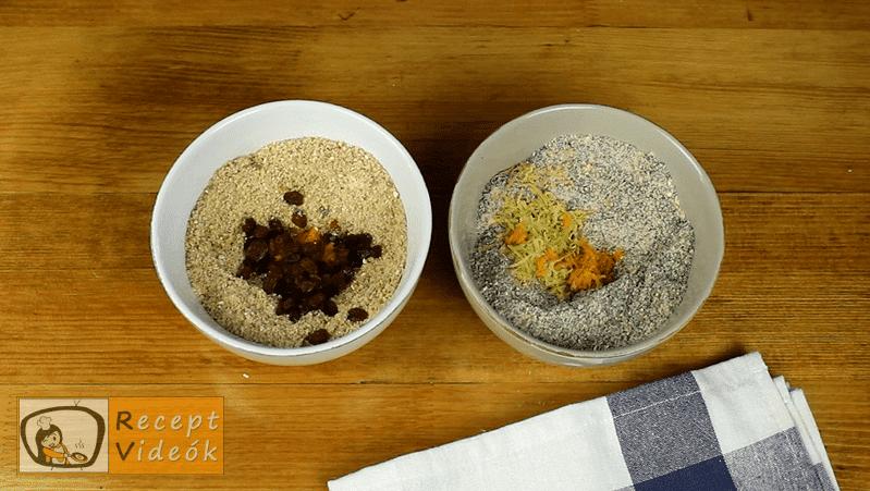 Pozsonyi kifli recept, Pozsonyi kifli elkészítése 6. lépés