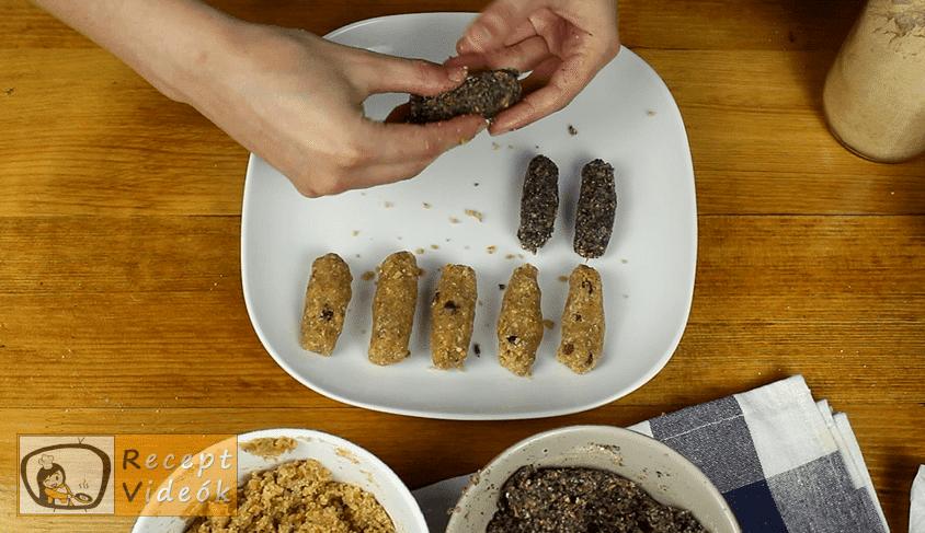 Pozsonyi kifli recept, Pozsonyi kifli elkészítése 8. lépés