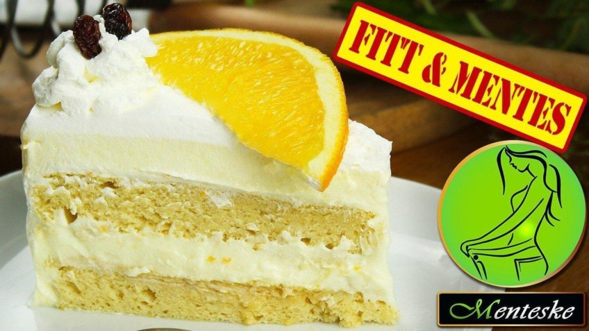MENTESKE Oroszkrém torta