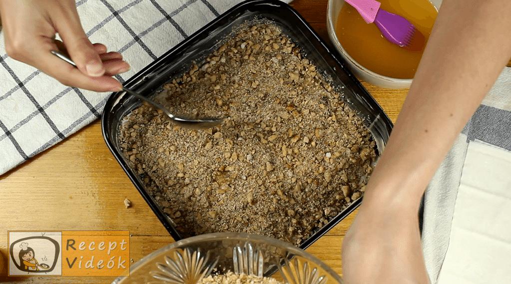 Baklava recept, Baklava elkészítése 8. lépés