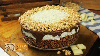 Kinder Country torta recept., Kinder Country torta elkészítése - Recept Videók