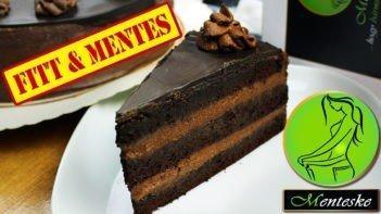 MENTESKE Csokoládétorta