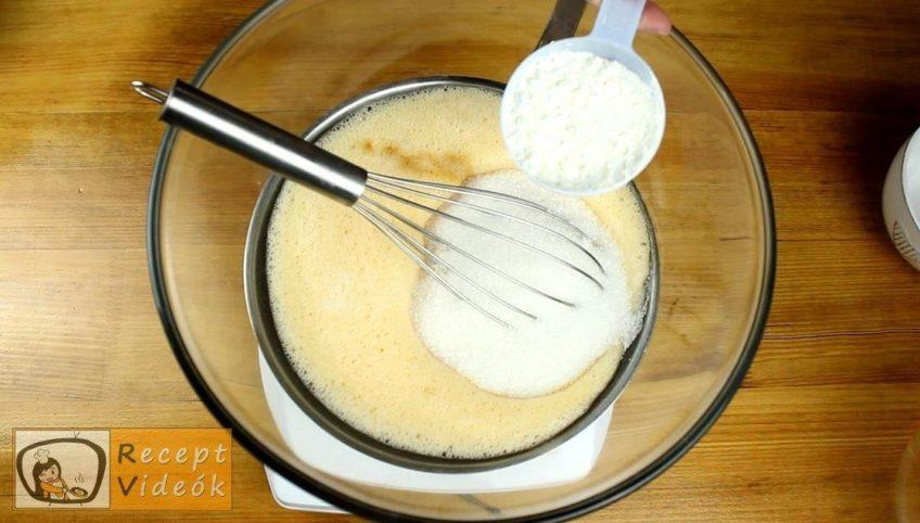 Dobostorta recept, Dobostorta elkészítése 5. lépés