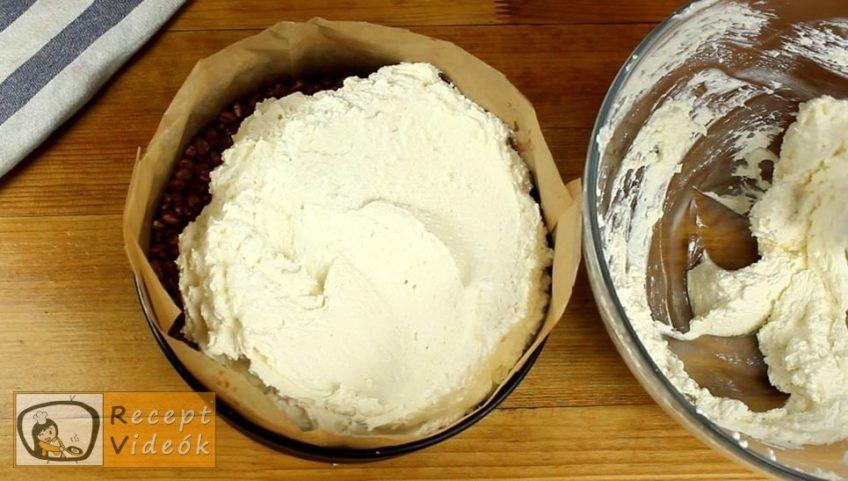Kinder Country torta recept., Kinder Country torta elkészítése 6. lépés