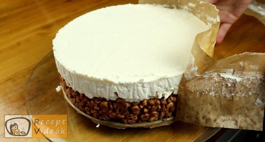 Kinder Country torta recept., Kinder Country torta elkészítése 7. lépés