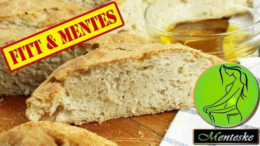 MENTESKE Fehér kenyér