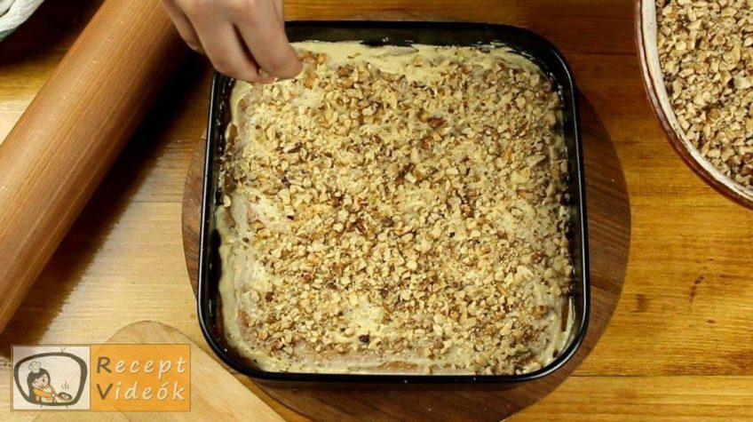 Marlenka recept, Marlenka elkészítése 10. lépés