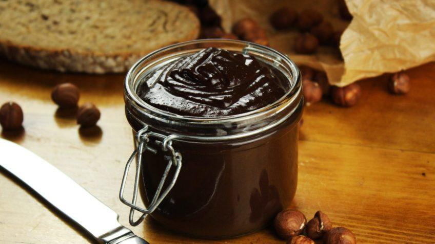 Nutella házilag recept, Nutella házilag elkészítése - Recept Videók