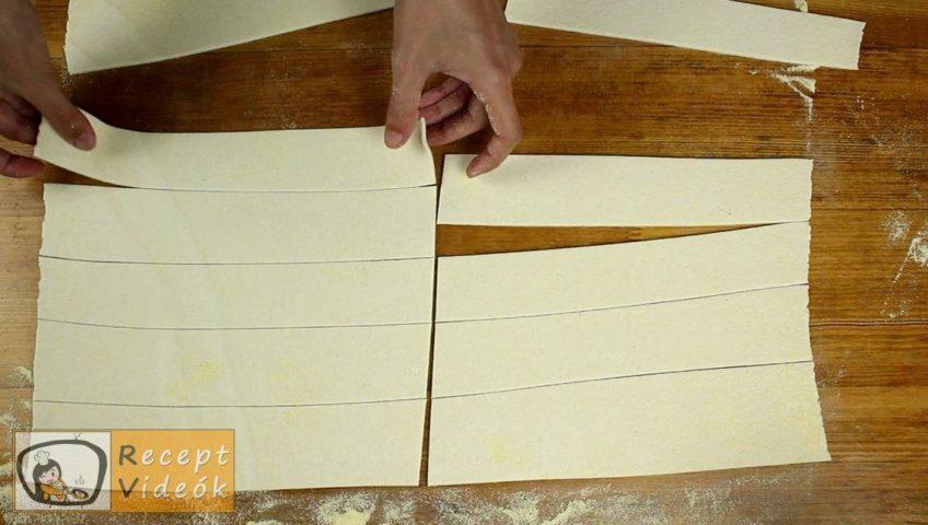 Szilvarózsa recept, Szilvarózsa elkészítése 1. lépés