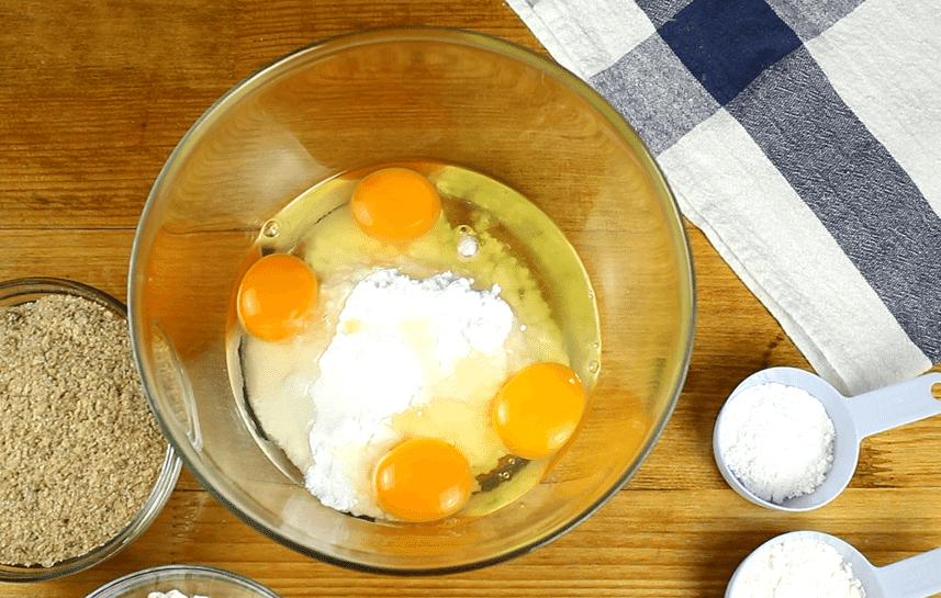 Szőlős krémes recept, Szőlős krémes elkészítése 1. lépés