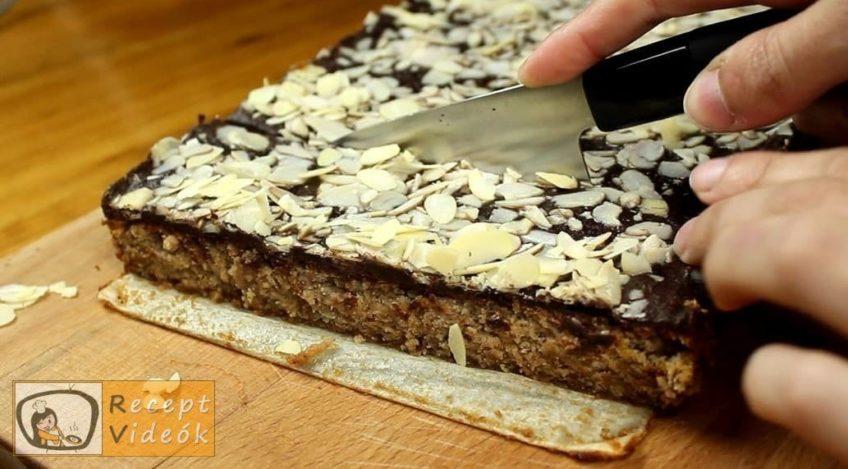 Almás-gesztenyés kevert süti recept, Almás-gesztenyés kevert süti elkészítése 7. lépés